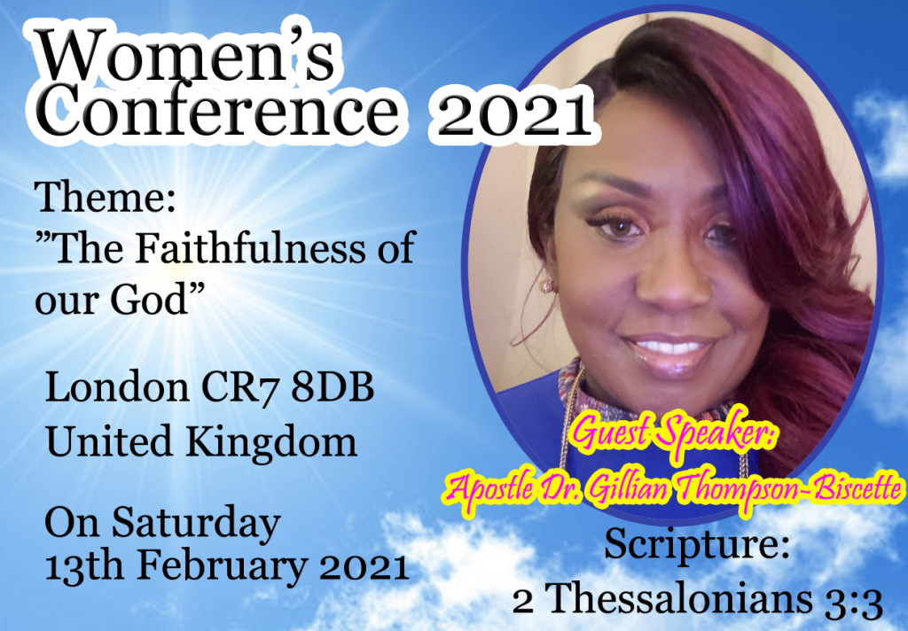 Women's Conference 2021 Pt 2