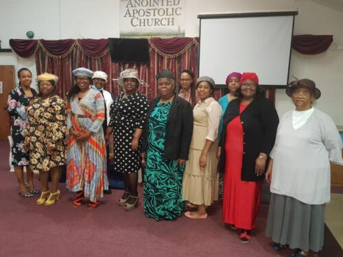 Woman Ministry