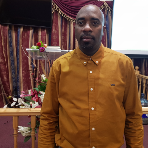 Evangelist Blagrove