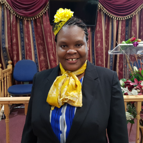 Evangelist Claudia